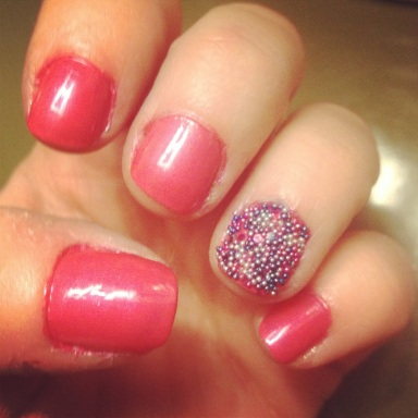 caviar nails - hannahshaner.com