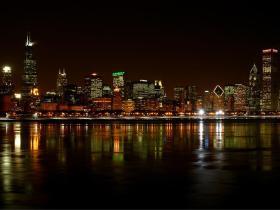 ChicagoAtNight1